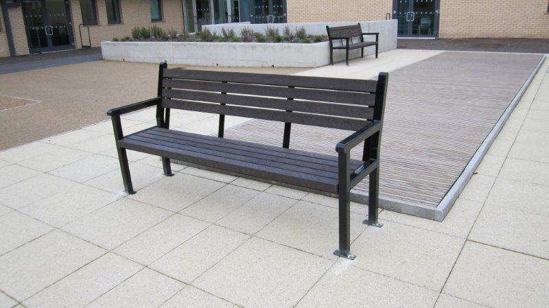 Sweepwise Recycled Plastic Street Furniture Outdoor